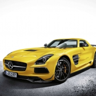 2014 Mercedes Benz Sls Amg Black Series Hd Wallpapers