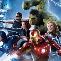 2015 Avengers 2 Age Of Ultron
