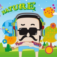 Sound Of Nature Wallpaper