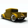 29 Chevy Pickup Wallpaper
