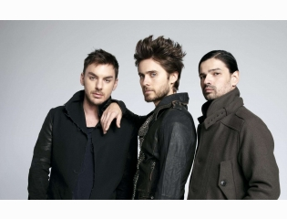 30 Seconds To Mars Band Wallpaper