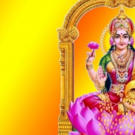 Goddess Wealth Lakshmi