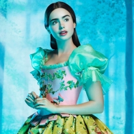 Collins As Snow White Wallpaper