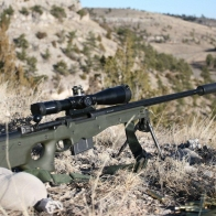 338 Lapua Magnum Rifles Wallpaper