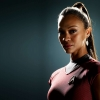 Download Zoe Saldana as Uhura in Star Trek HD & Widescreen Games Wallpaper from the above resolutions. Free High Resolution Desktop Wallpapers for Widescreen, Fullscreen, High Definition, Dual Monitors, Mobile