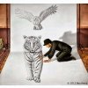3d Drawing Hd Wallpaper 12