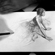 3d Drawing Hd Wallpaper 13