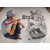 3d Drawing Hd Wallpaper 14