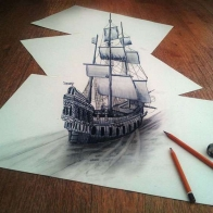 3d Drawing Hd Wallpaper 1