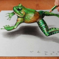 3d Drawing Hd Wallpaper 2