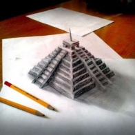 3d Drawing Hd Wallpaper 3