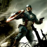 Captain America Cg