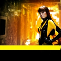 Malin Akerman As Silk Spectre In Watchmen