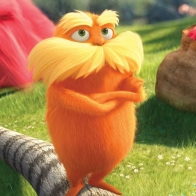 Dr Seuss' The Lorax 2012