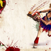 Cheerleader Zombie Hunter