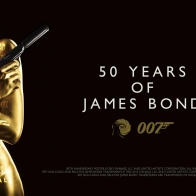 50 Years Of James Bond Wallpapers