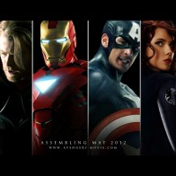 The Avengers Wallpaper