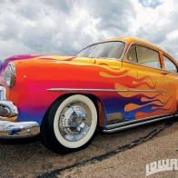 52 Chevy Torpedo Wallpaper