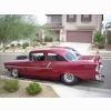 56 Chevy With 468 Big Block Wallpaper