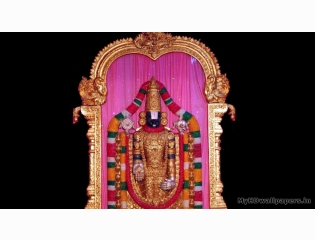 Lord Venkateswara Wallpaper
