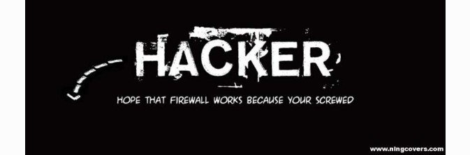 Hackers Facebook Timeline Cover