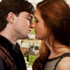 Download  Harry Potter Ginny Kiss Deathly Hallows 2 HD & Widescreen Games Wallpaper from the above resolutions. Free High Resolution Desktop Wallpapers for Widescreen, Fullscreen, High Definition, Dual Monitors, Mobile