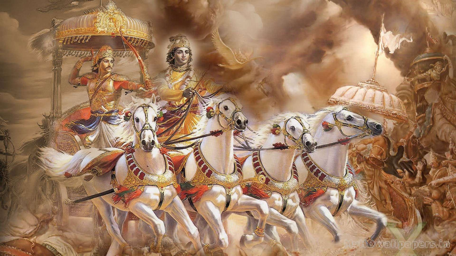 dharma in mahabharata The way of dharma in the ramayana dr prema panduranga, madras discourse at ram naam aradhana, rikhia, december 1996 by the grace of the lord we will look into the highlights of the valmiki ramayana, concentrating in particular on the sundarakand.
