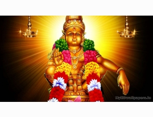 Ayyappa Wallpaper