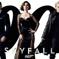 2012 Bond Movie Skyfall