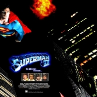 80 S Mania Superman Ii The Adventure Continues Wallpaper