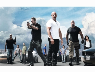 Fast Five Movie Cast