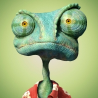 Rango 2011 Movie