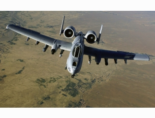 A 10 Thunderbolt Ii Air Support Wallpapers