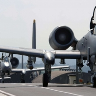 A 10 Thunderbolt Ii Aircrafts Wallpapers