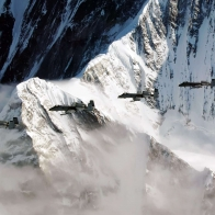 A 10 Thunderbolt Iis Fly Over The Pacific Alaska Wallpapers