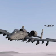 A 10s In Attack Formation Wallpaper
