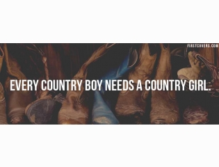 A Country Girl Cover
