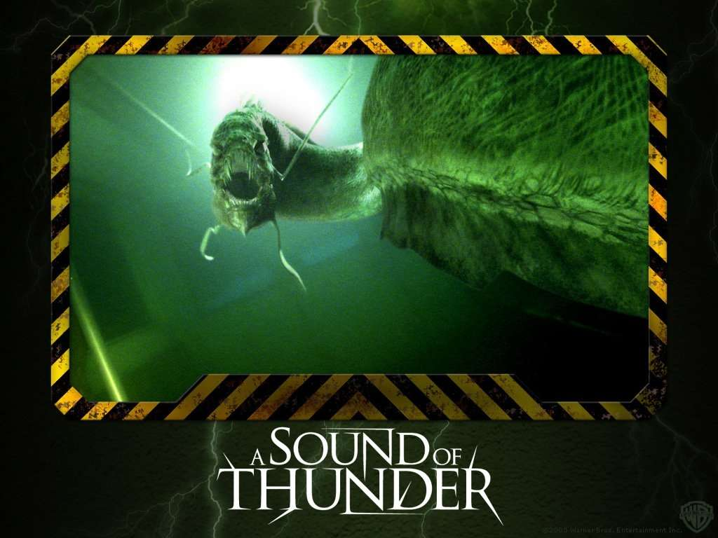 A Sound Of Thunder Wallpaper : Hd Wallpapers