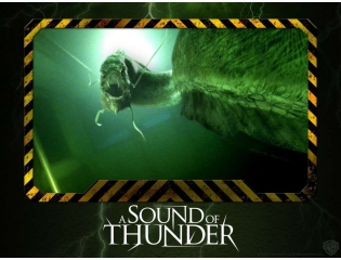 A Sound Of Thunder Wallpaper