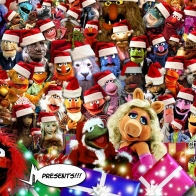 A Very Merry Muppet X Mas Wallpaper