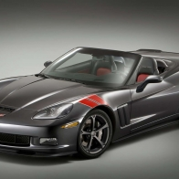Accessorized Chevrolet Corvette Grand Sport Heritage Hd Wallpapers
