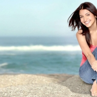 Actress Anushka Sharma