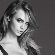 Actress Cara Delevingne