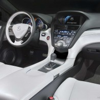 Acura Zdx Prototype Interior Wallpaper