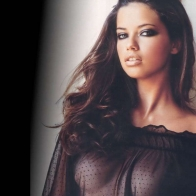 Adriana Lima Black Wallpaper Wallpapers