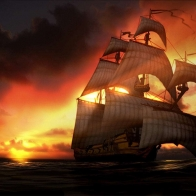 Age Of Pirates Wallpaper