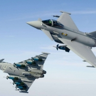 Aircraft Eurofighter Typhoon 01