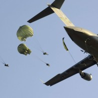Aircraft Parachuting