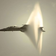 Aircraft Sound Barrier