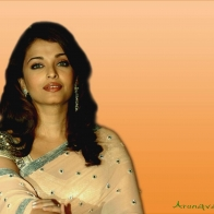 Aishwaria By Arunava Wallpaper
